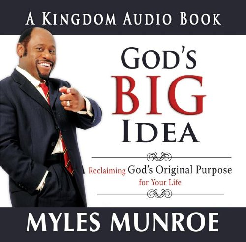 God's Big Idea Audio Book (Kingdom Audio Books)
