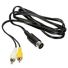 Generic Sega Genesis 1 Standard AV Cable