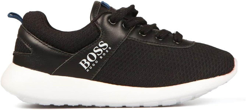 Hugo Boss - Zapatillas para niño Negro Negro