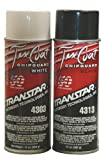 Transtar 4303 White Tex Coat - 16 oz.