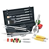 19pc All Stainless Steel Tool Set.