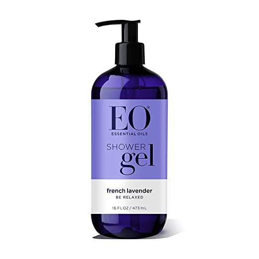 EO Shower Gel, French Lavender, 16 oz