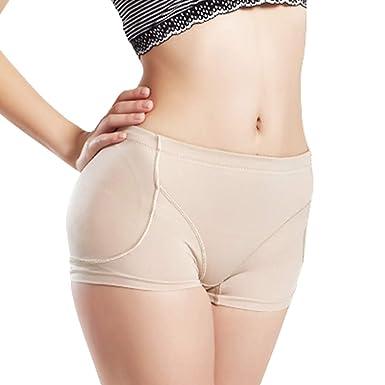 e00d9816134 AICONL sous-vêtements sans Couture rembourrés pour Femmes ...