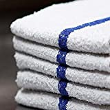 Bar Mop Cleaning Towels (12 Pack, 16 x 19 Inch) – Cotton Terry...