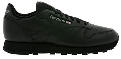 finest selection 3ca02 b4e19 Reebok Classic Leather Schwarz Women 3912 EUR 44 US 12 UK 9 ...