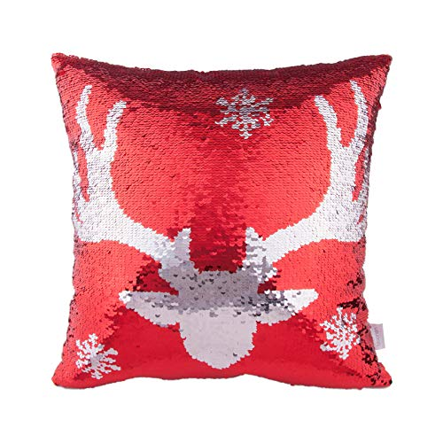 Perfect pillow for Santa to leave!