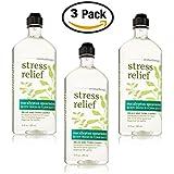 Bath & Body Works Aromatherapy Body Wash & Foam Bath Eucalyptus Spearmint (3-Pack)