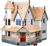 Dollhouse Miniature The Pierce Dollhouse by Greenleaf