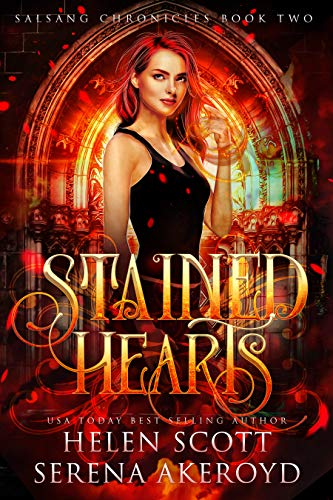 Stained Hearts by Serena Akeroyd and Helen Scott