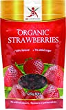 Dr Superfoods Organic Dried Strawberries, 125 g