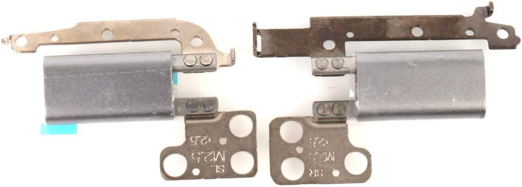 Laptop LCD Screen Hinges Right + Left Set Replacement for Dell Inspiron 13 7368 P69G 7378 I7368 I7378 Series