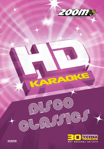 - Zoom Karaoke - Disco Classics - 30 Songs - Full On-Screen Menus And Karaoke Lyrics ZDVD3008