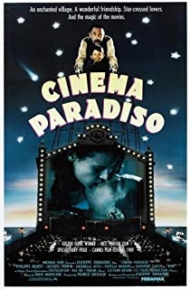 Cinema Paradiso Movie Poster 24x36