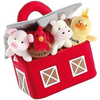 Amazon Com Ebba Baby Talk My Barnyard Friends Toys Amp Games
