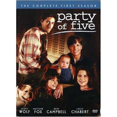 Party of Five: Season 1 (Columbia Party City)