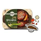 [CJ Foodville]Gourmet Hamburg Steak 4EA/1 Minute Ready-to-eat dish/No Fridge Product/Ottugi