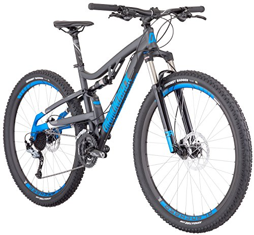 Diamondback Bicycles Recoil Comp 29er Full Suspension 18' Frame Mountain Bike, Medium/29', Silver