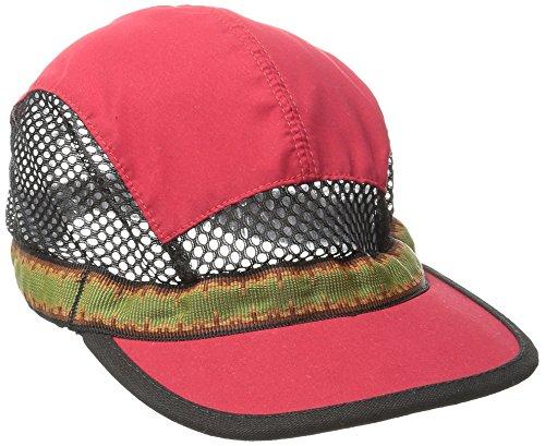 KAVU Trailrunner Hat, Red, Medium
