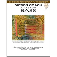 Diction Coach - G. Schirmer Opera Anthology (Arias