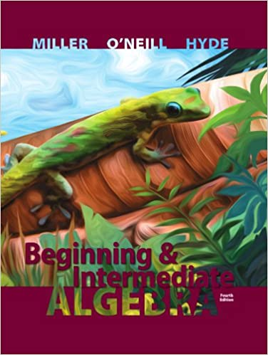 Beginning and intermediate algebra 4th edition 4 molly oneill beginning and intermediate algebra 4th edition 4 molly oneill julie miller nancy hyde amazon fandeluxe Gallery