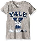 NCAA Cotton Willy Girls V-Neck Short Sleeve Tee