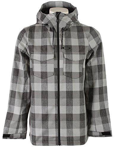 Price comparison product image Oakley Mens Division Lite Jacket,  L,  Black