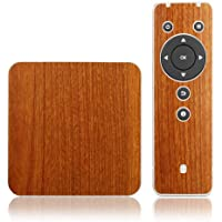 Skinomi TechSkin - Pivos XIOS DS Media Player - Light Wood Full Body Skin Protector / Front & Back Premium HD Clear Film / Ultra Invisible and Anti Bubble Shield