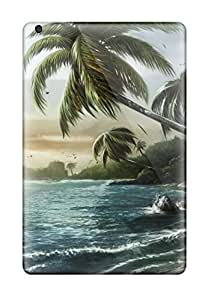 Lovers Gifts 7043310J51301066 New Fashionable Cover Case Specially Made For Ipad Mini 2(exclusive Dead Island)