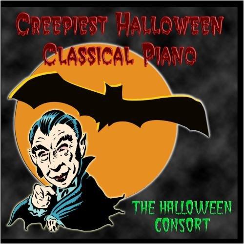 Creepiest Halloween Classical Piano (Creepiest Halloween Music)