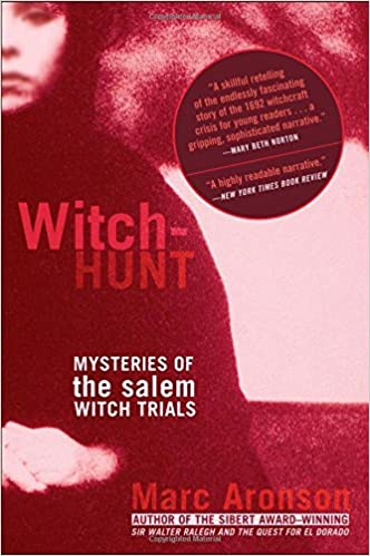 =FB2= Witch-Hunt: Mysteries Of The Salem Witch Trials. hasta rotores SUITE goruntu Lamparas