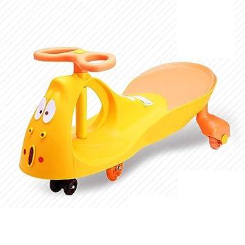 Amazon.com: Moolo - Coche giratorio para niños, juguete para ...