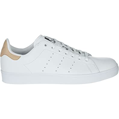 Adidas originals Chaussures Stan Smith Vulc White Pale