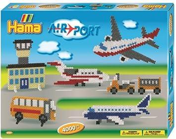 Hama Flughafen 4000 Perle N Amazonde Spielzeug
