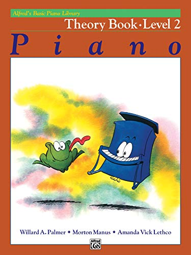 Alfred's Basic Piano Library Theory, Bk 2 ()