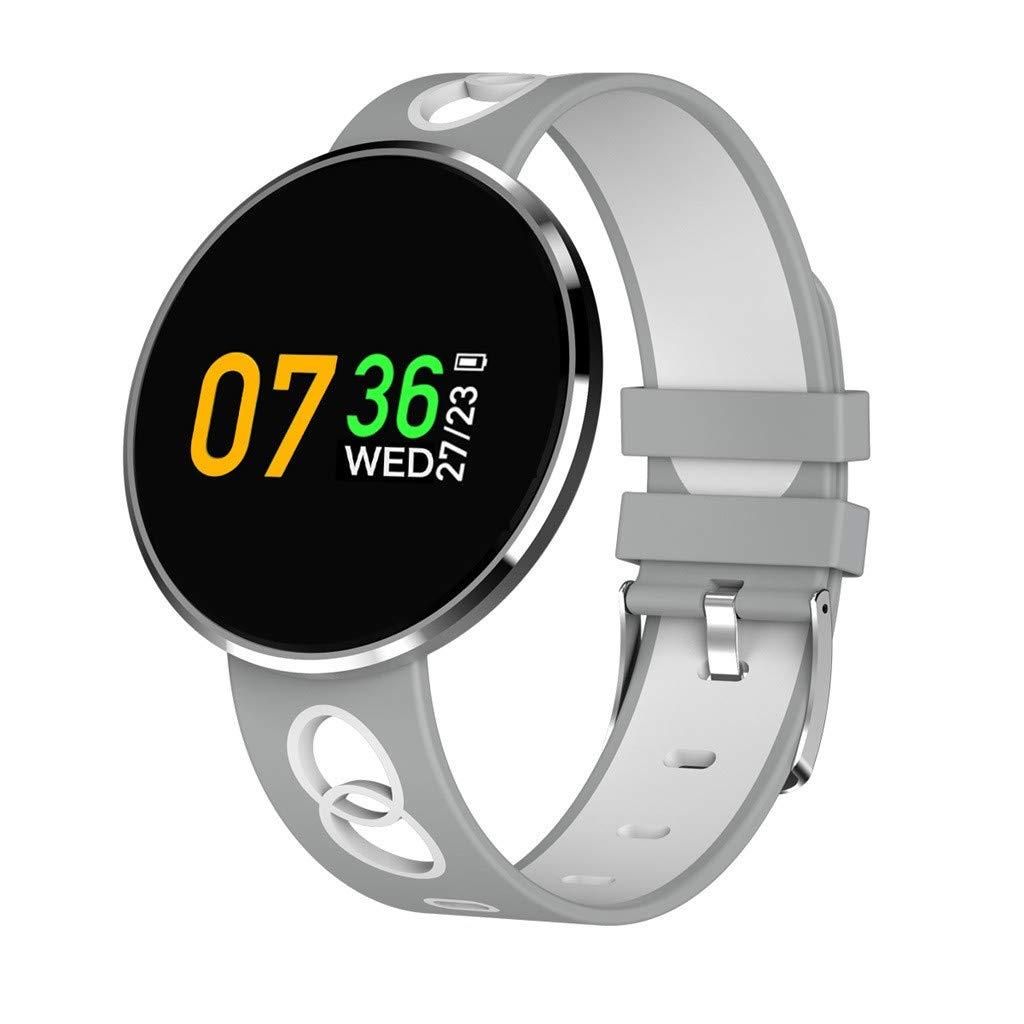 Amazon.com: Novania CF006H 0.96 inch Touch Screen Heart Rate ...