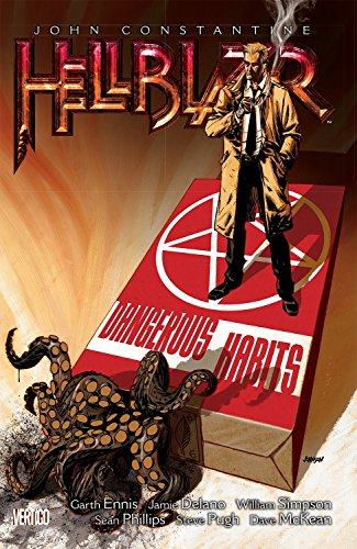 John Constantine, Hellblazer Vol. 5: Dangerous Habits (New Edition) (John Constantive: Hellblazer (Graphic Novels))