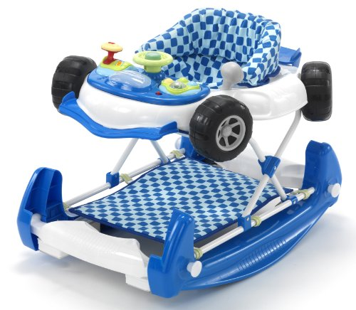 My Child Car Walker (Blue) by BabyCenter