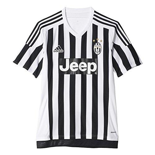 Adidas Juventus Home Jersey-WHITE (L)