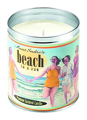 - Aunt Sadie's Candles, Original Beach, Tropical, 12.5 Ounces