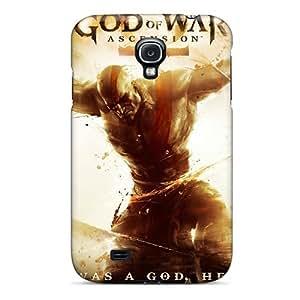 WCeKFjL6563sMRTg DaMMeke God Of War 4 Ascension Durable Galaxy S4 Tpu Flexible Soft Case