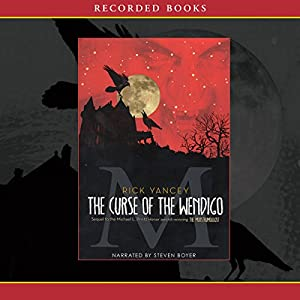 The Curse of Wendigo Audiobook