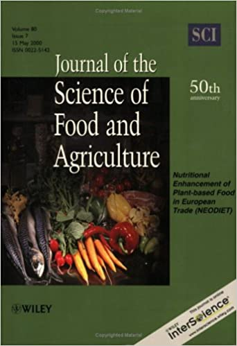 Buy Journal Of The Science Of Food Agriculture Volume 80 Issue 7 Pr Book Online At Low Prices In India Journal Of The Science Of Food Agriculture Volume 80