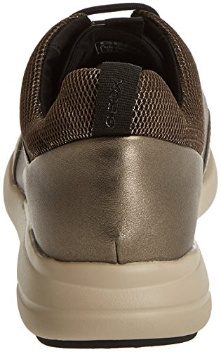Geox Vrouwen Ophira 4 Fashion Sneaker Cream