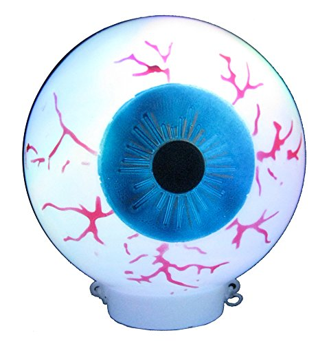 Halloween Light-Up Eye Ball (Halloween Bush Eyes)