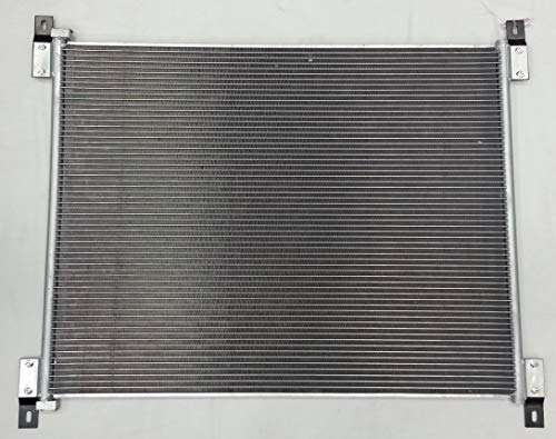 NEW Replacement New Heavy Duty Kenworth AC Condenser 1996-2007 T2000 Series ()