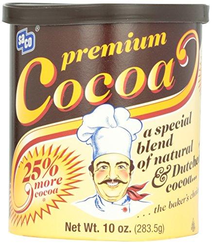 (Saco Foods Premium Cocoa, 10 oz)