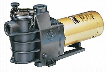 Hayward SP2807X10 1 HP Max-Flo Standard Efficient Single-Sd Medium on