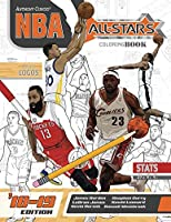 NBA All Stars 2018-2019: The Ultimate Basketball Coloring and Activity Book for Adults and Kids (All Star Sports Coloring) (Volume 5)