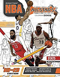 Image of the product NBA All Stars 2018 2019: that is listed on the catalogue brand of .