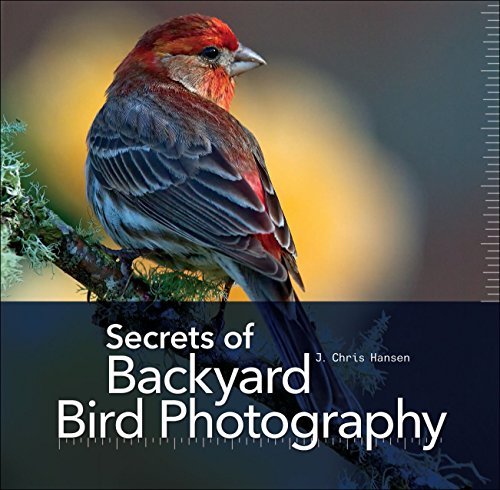 Photographing birds in your backyard is a convenient, rewarding, and addictive adventure. Secrets of Backyard Bird Photography is a guide to that pursuit. In this book, author and wildlife photographer J. Chris Hansen teaches techniques for creati...